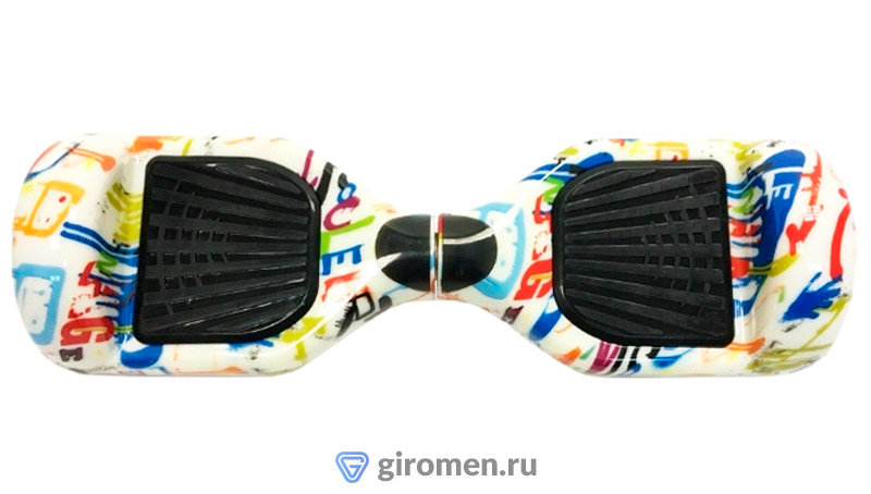 Гироскутер 6.5 Дюймов Wheel_5