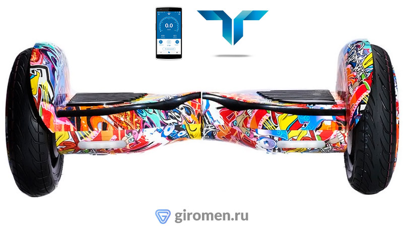 Гироскутер 10.5 Дюймов Premium_32