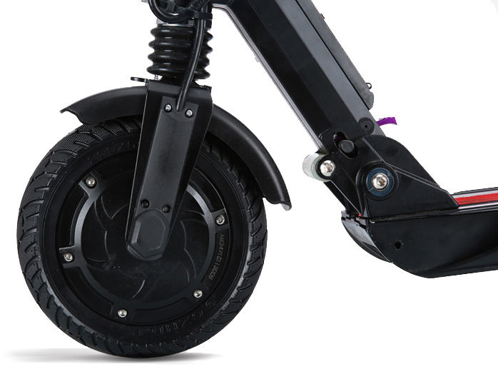 Электросамокат Kugoo s2 черный