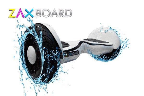Гироскутер Zaxboard ZX-11 Pro Белый фото
