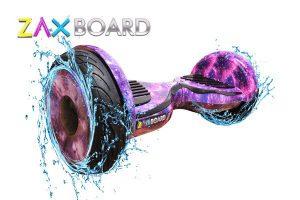 Гироскутер Zaxboard ZX-11 Pro Фиолетовый космос фото