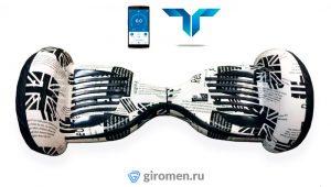 Гироскутер Smart Balance SUV 10,5 Premium или NEW с APP Газета фото