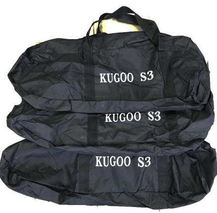Электросамокат Kugoo S3 jilong + чехол