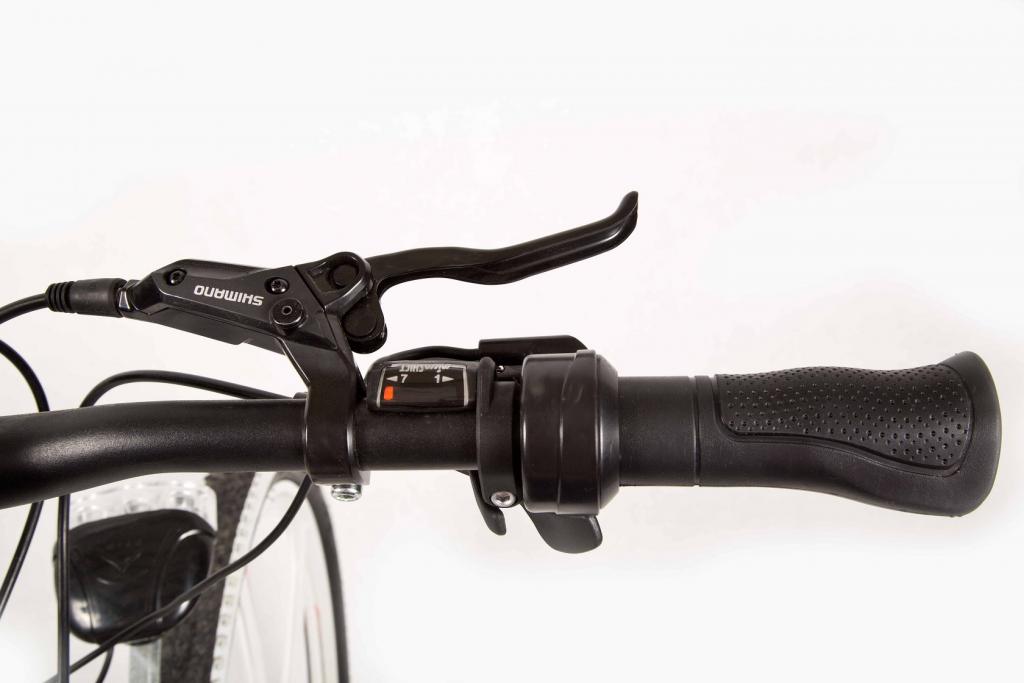 Электровелосипед Smart Wheels GT