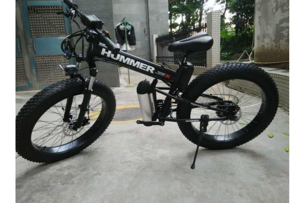 Электрофэтбайк HUMMER Fatbike