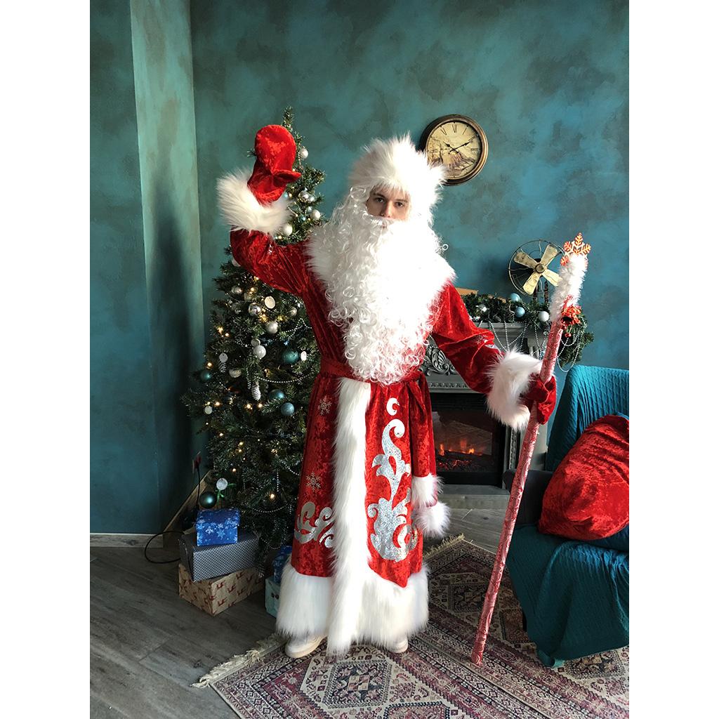 Костюм Дед мороз «Столичный»