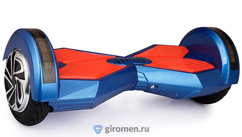 Гироскутер Smart Balance 8' Transformers Сине-красный