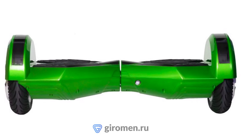 Гироскутер Smart Balance 8' Transformers Зеленый