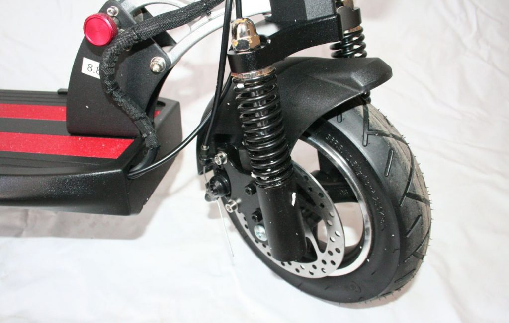 Электросамокат MMK-10 (с сиденьем)