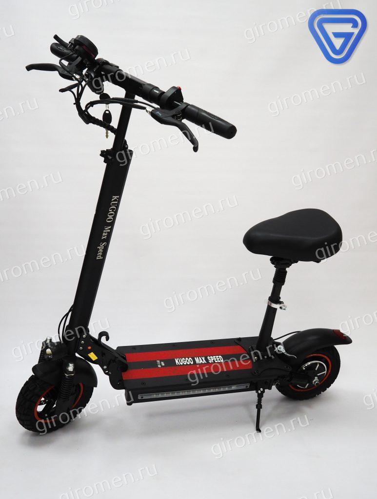 Электросамокат Kugoo Max Speed 600W 11 Ah