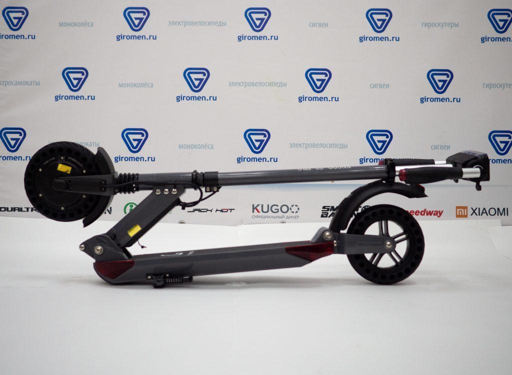 Электросамокат Kugoo S3 PRO + чехол