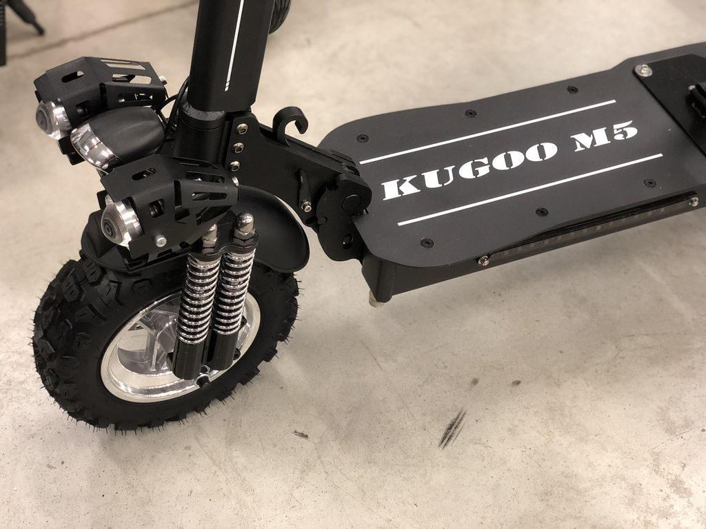 Электросамокат KUGOO M5 jilong
