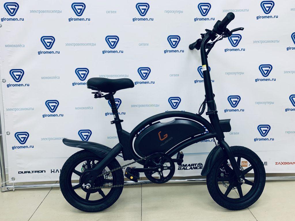 Электровелосипед kugoo V1 (D3F)