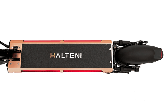 Электросамокат Halten Cross