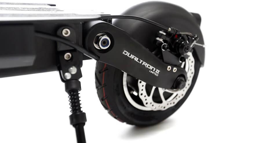 Электросамокат Dualtron 2 LTD 1600W (3600W) 60V/28Ah