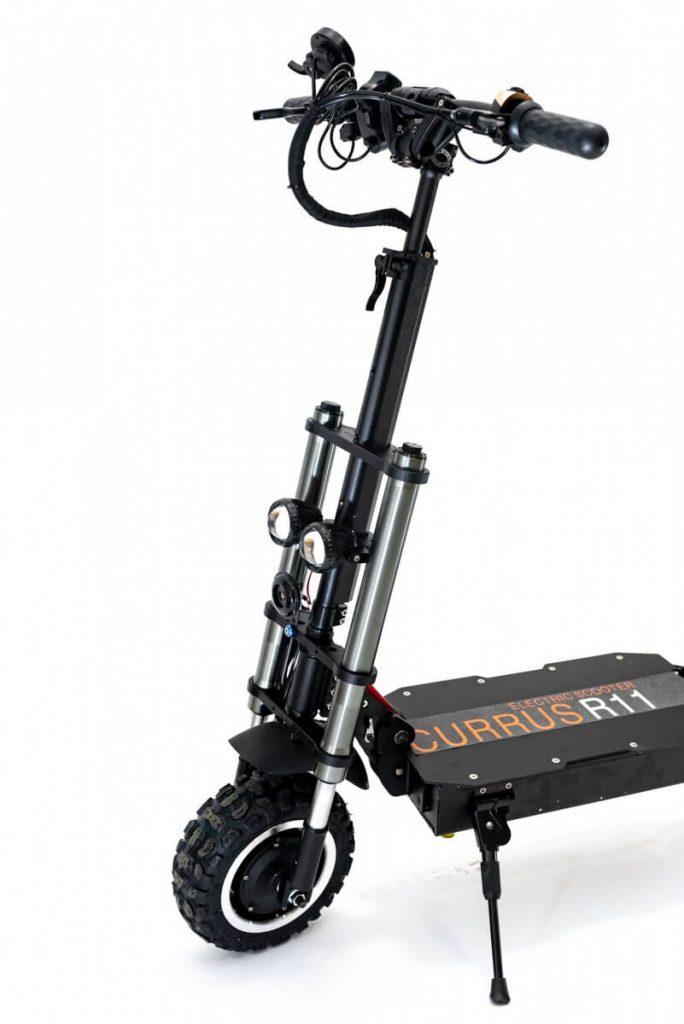 Электросамокат Currus R11 3200W 60V 32Ah Black