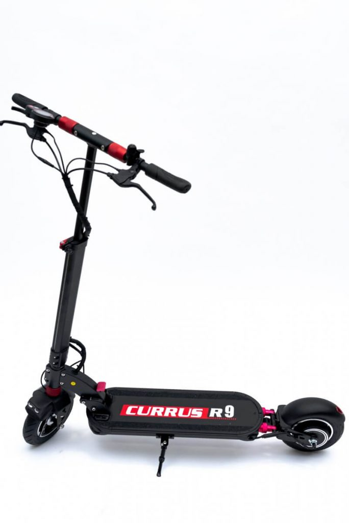 Электросамокат Currus R9 600W 48V 13Ah Black