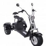 Электроскутер Citycoco Kugoo C5 Trike