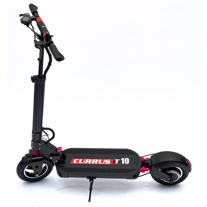Электросамокат Currus T10 1200W 48V 18.2Ah Black