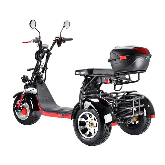 Электроскутер WS-PRO Trike